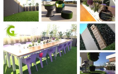 Artificial lawn- one of the fastest growing industries in landscaping